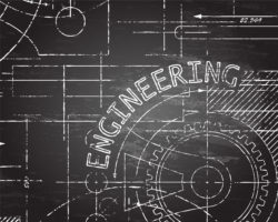engineering blackboard machine