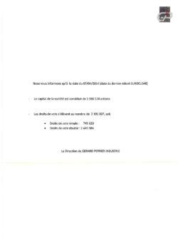 gpi reglementes