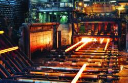 stahl und walzwerk // steelworks