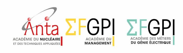 logos des académies efgpi